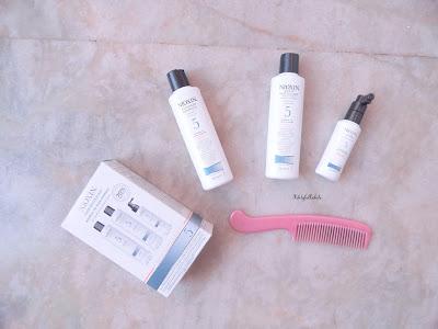 REVIEW: Nioxin Hair System Kit 5 image