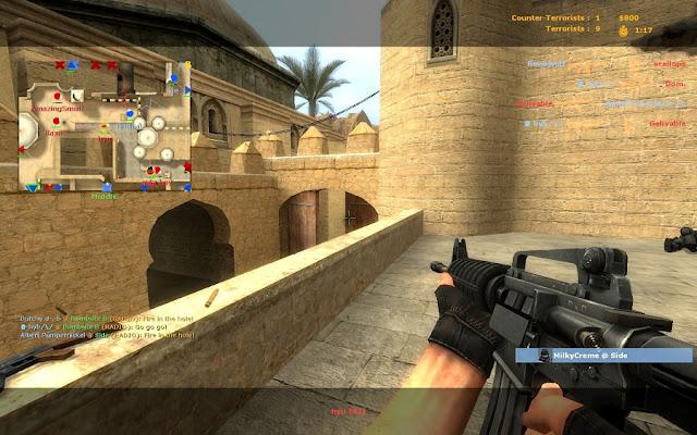 لعبة الاكشن كونترا سترايك Counter Counter-Strike-Free-