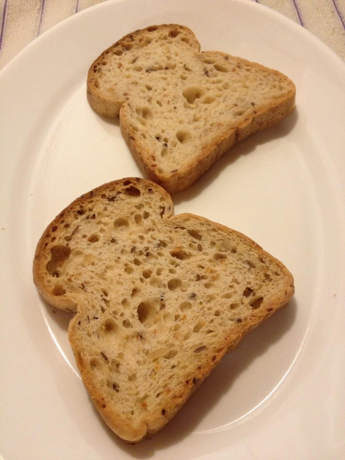 ds gluten free seeded bread