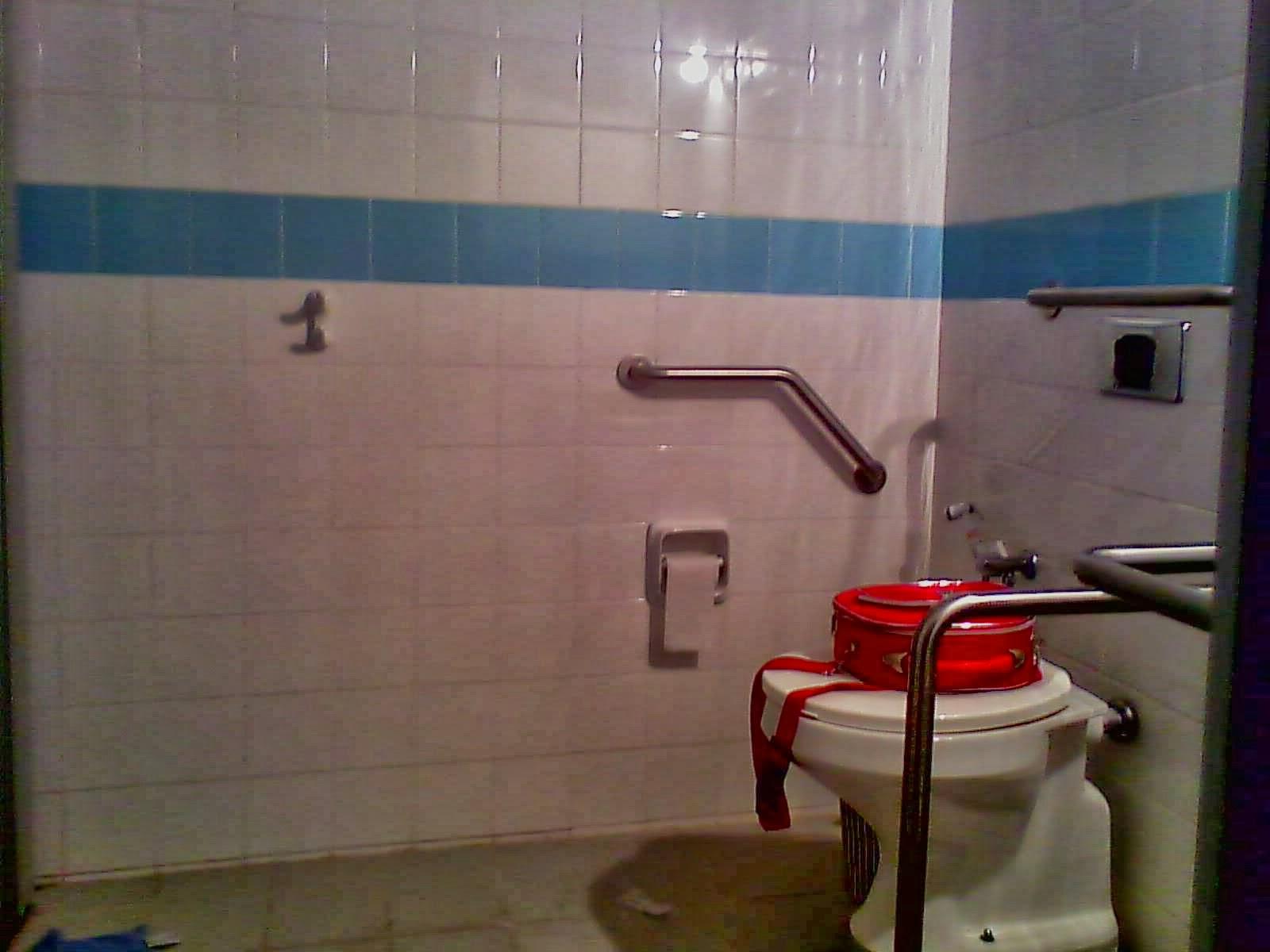 Mulher Invisível: Sesc Mineiro Grussaí #2C4A5F 1600x1200 Banheiro Cadeirante Abnt