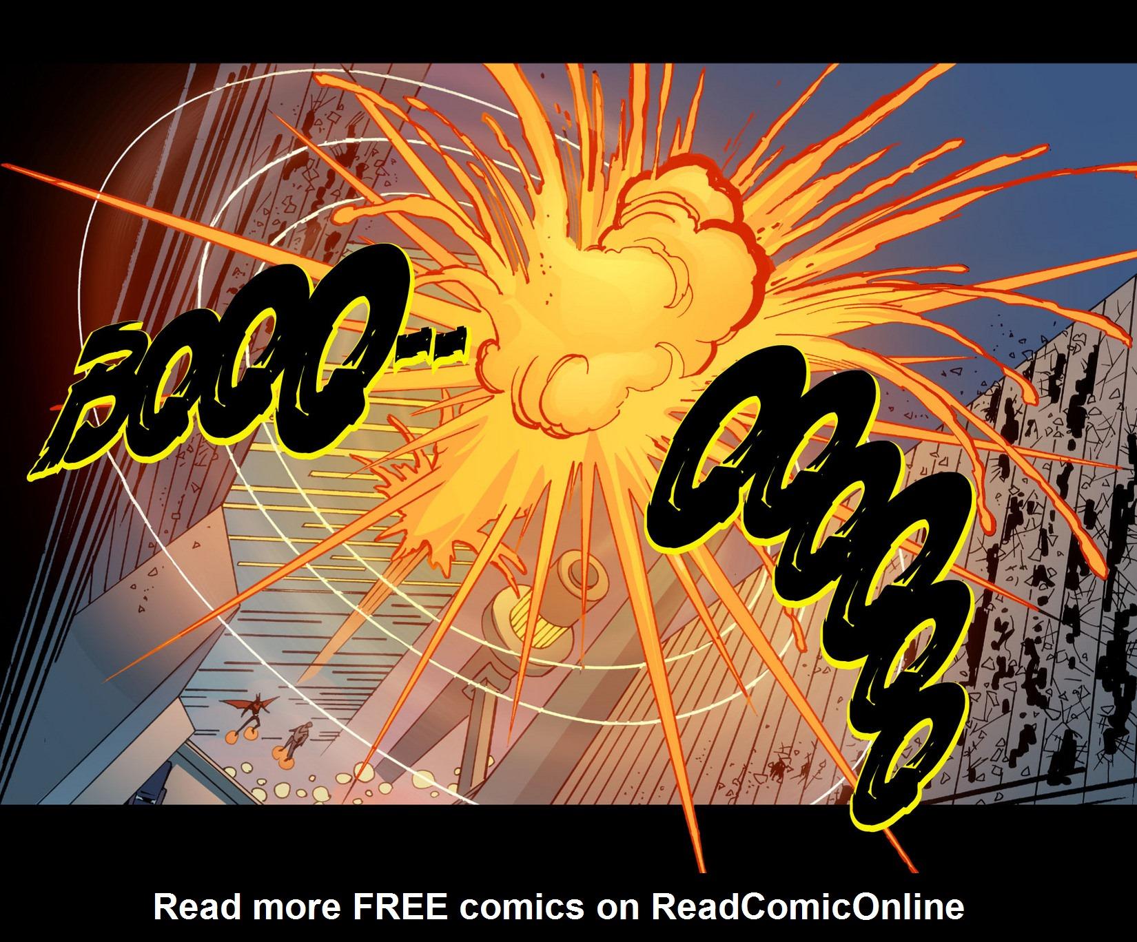 Batman Beyond (2012) Issue #12 #12 - English 7