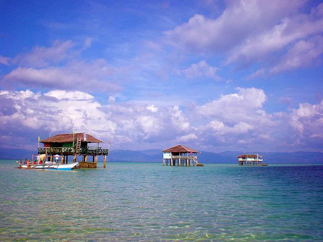 Bais Sandbar, Negros Oriental
