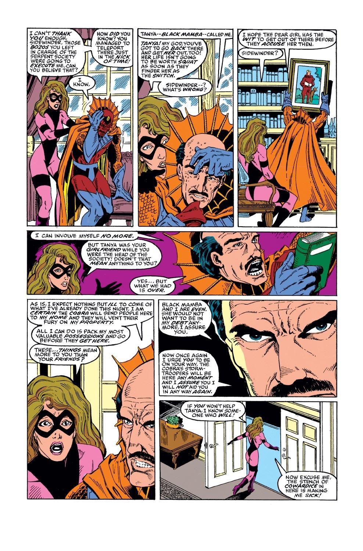 Captain America (1968) Issue #381 #314 - English 3