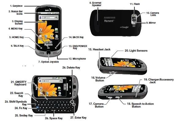 user manual samsung moment sph m900 naluri rh ade sangpetualang blogspot com Sam SPH-M910 Battery Samsung Cell Phone Cases