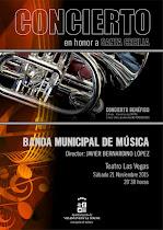 Concierto Banda Municipal