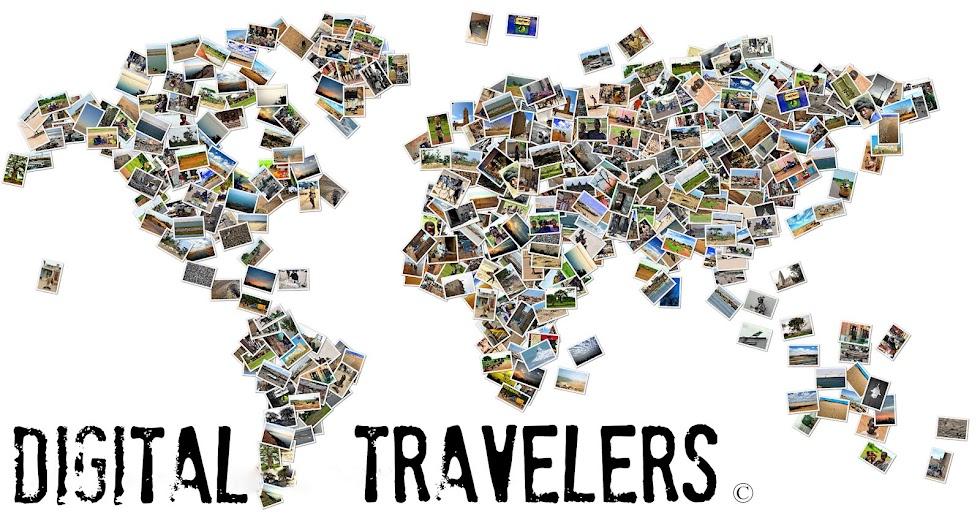 Blog de viajes Digital Travelers. Relatos y fotografía de viajes