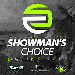 2020 The Showman's Choice Online Sale