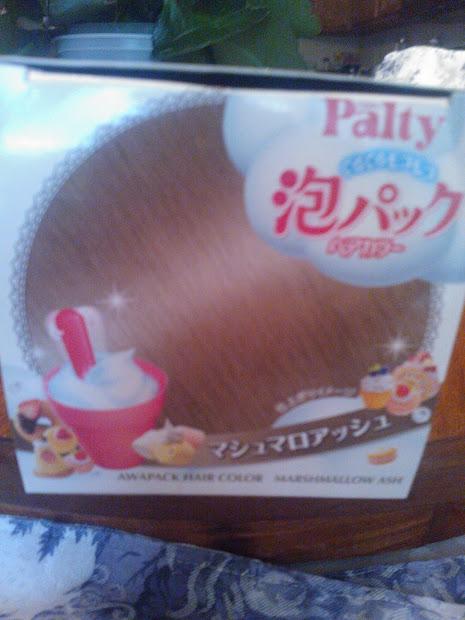 pandasweets palty foam marshmallow