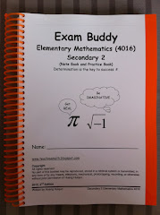 Exam Buddy (Sec 2) 2nd Edition 2012