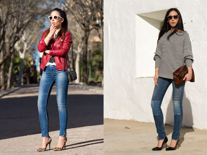 Resumen de los looks de Mayo de la blogger de Valencia withorwithoutshoes