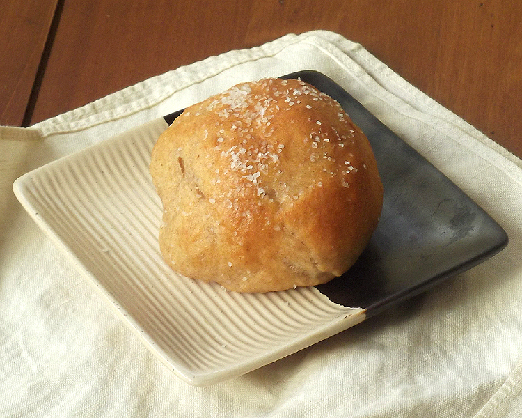Whole Wheat Dinner Rolls from Cuisine at Home Magazine, December 2011
