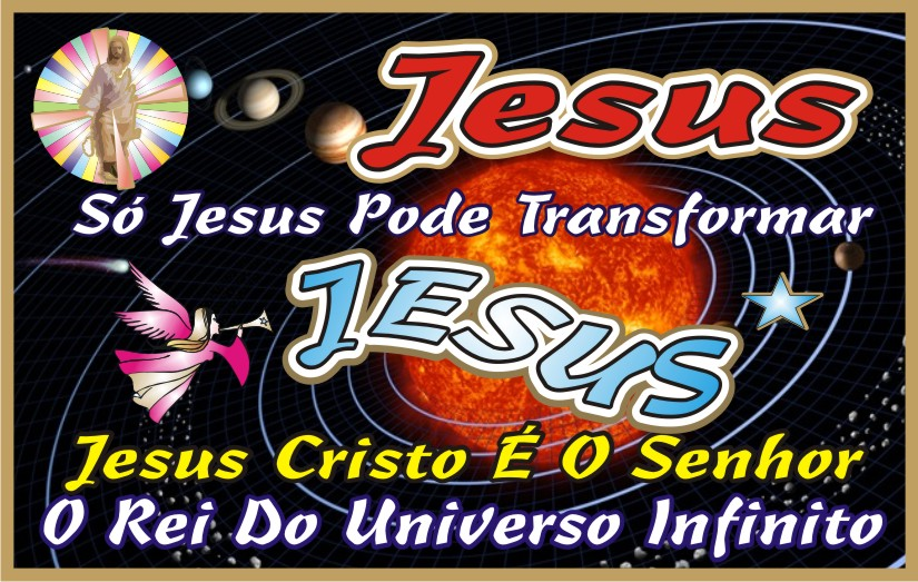 Só Jesus Tem O Poder Singular