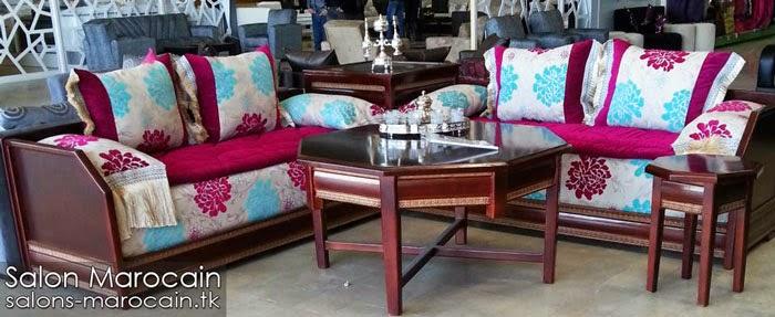 Salon marocain Zaman