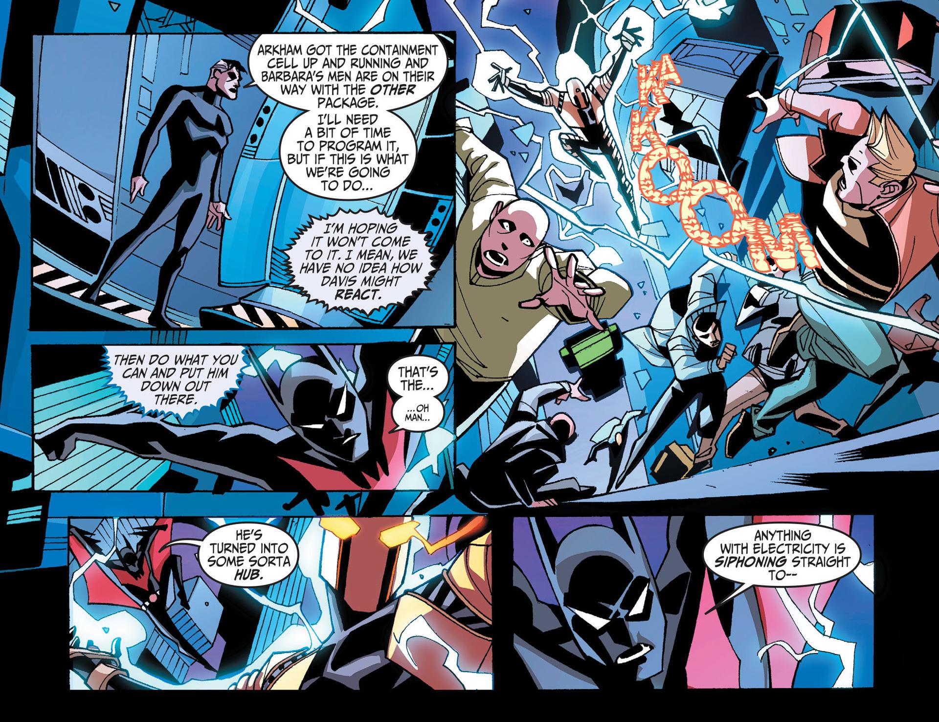 Batman Beyond 2.0 #8 #33 - English 3