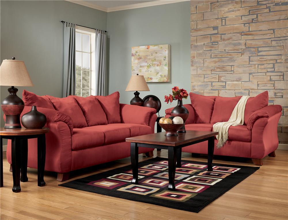 Ashley Furniture Signature Design Sofa Laura Williams