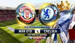 Highlights Liga Inggris : MU vs Chelsea 1-1