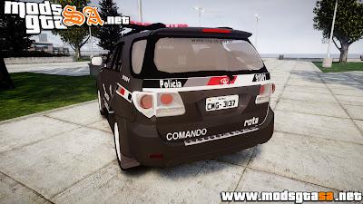 IV - Toyota Hilux SW4 2015 ROTA [ELS]