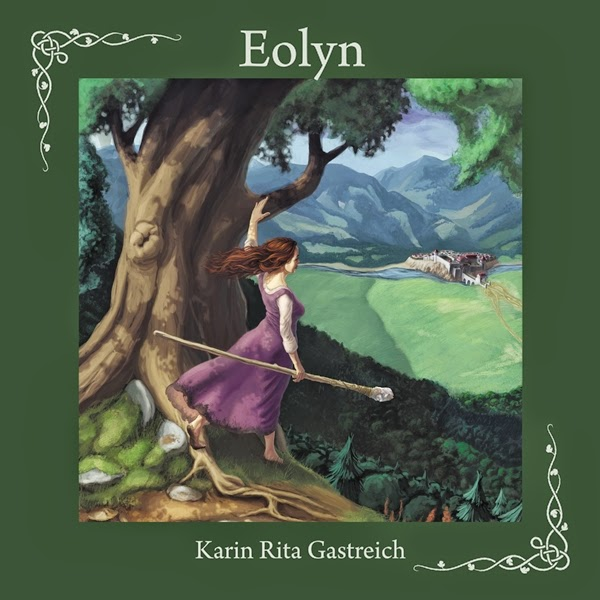 Win a FREE copy of the audible edition of EOLYN, narrated by Darla Middlebrook.