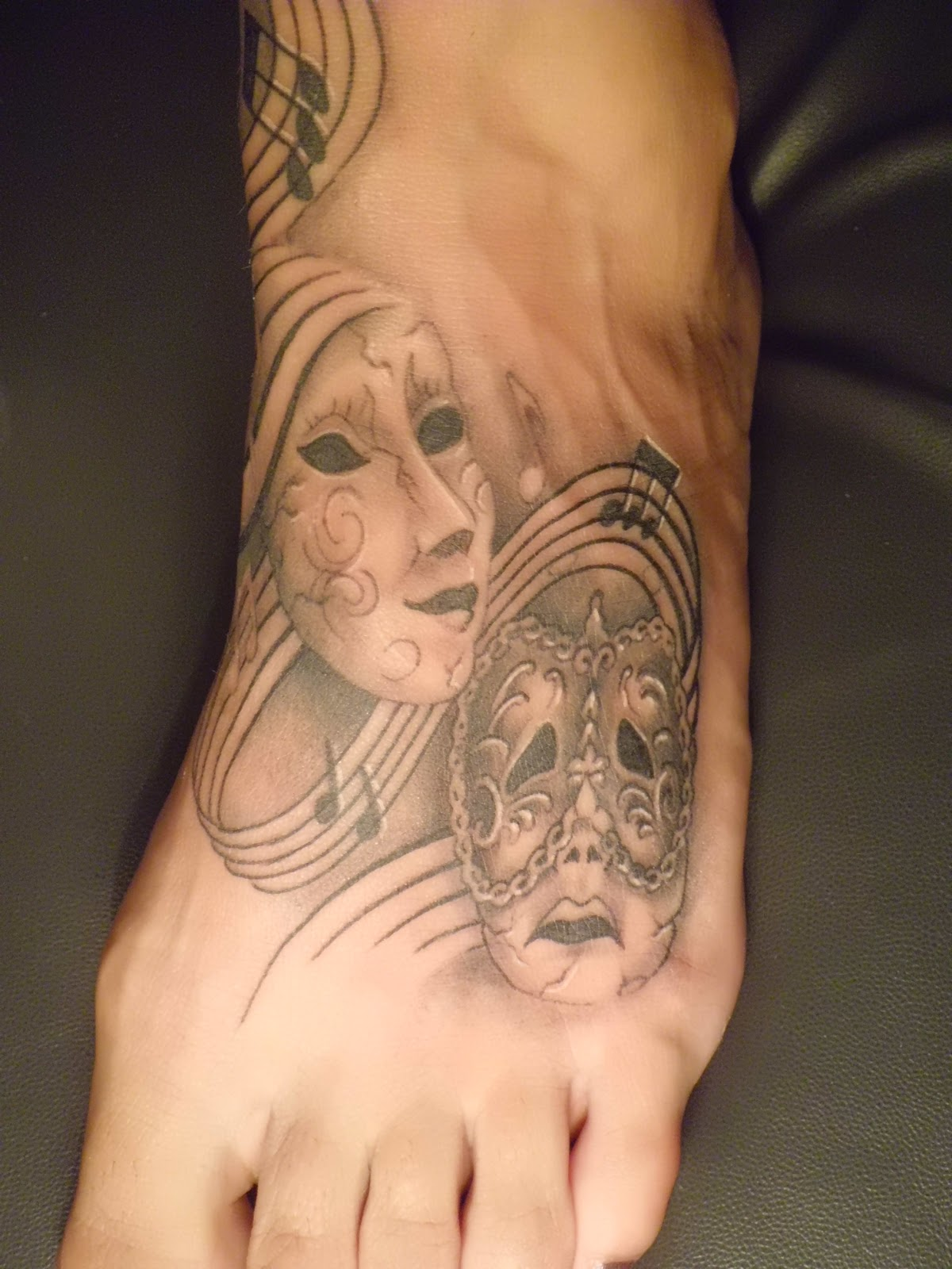 Mascaras Tattoos Tattoo Designs Pictures Tribal Dois