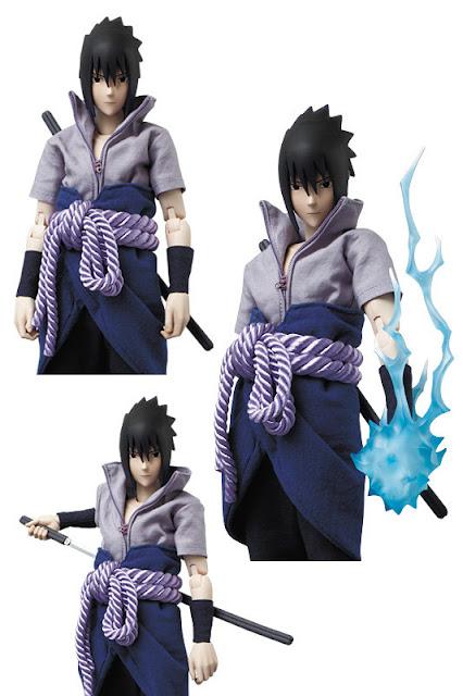 Project BM! Naruto Shippuden - Sasuke Uchiha