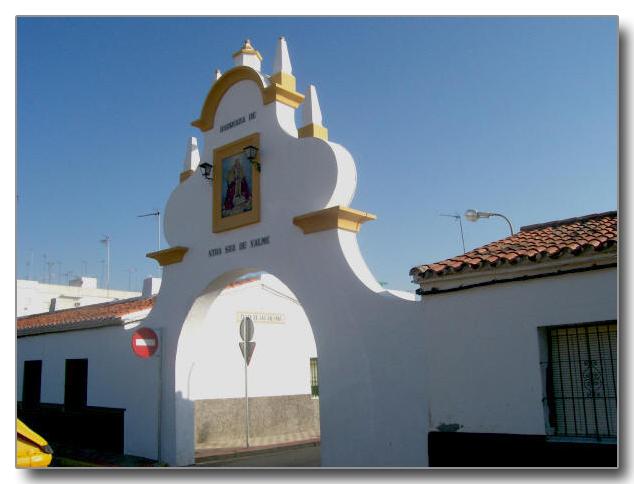 Barriada de Nuestra Señora de Valme.