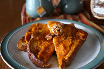 Diary of a Fit Mommy: Pumpkin Pie French Toast Bake