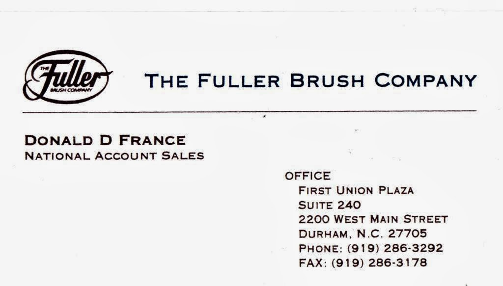 Speak memory time regained donald delbert france business cards donald d france senior vice president sales marketing retail trade colourmoves Image collections