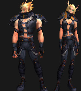 nesca s nook wow leather transmog