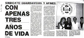 HISTORIA FAG Y SINDICATOS -Año 1986