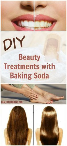 Effective Health and Beauty Tips with Baking Soda
