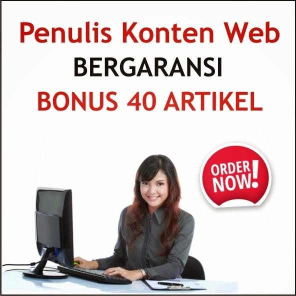 Penulis Konten web