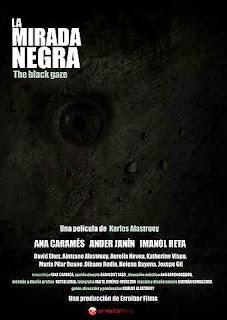 La Mirada Negra Poster