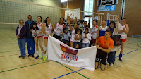 Club Maravillas Tetuán: Brillantes ganadoras del Trofeo As / Ayuntamiento Madrid