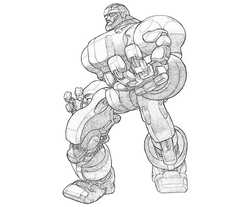 marvel-vs-capcom-sentinel-armor-coloring-pages