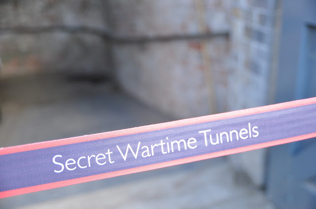 Dover+Castle+Secret+Wartime+Tunnels