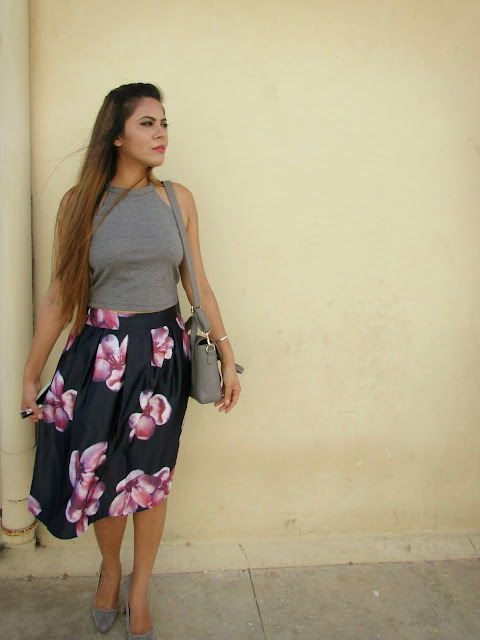 floral pleated skirt, floral middi skirt, CNDirect, fashion, crop top, big floral skirt, delhi fashion blogger, delhi blogger, indian blogger, how to style middi skirt, how to style crop top, fancy girly outfit, skirt crop top combo india online,beauty , fashion,beauty and fashion,beauty blog, fashion blog , indian beauty blog,indian fashion blog, beauty and fashion blog, indian beauty and fashion blog, indian bloggers, indian beauty bloggers, indian fashion bloggers,indian bloggers online, top 10 indian bloggers, top indian bloggers,top 10 fashion bloggers, indian bloggers on blogspot,home remedies, how to