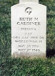 Ruth Gardiner's Grave