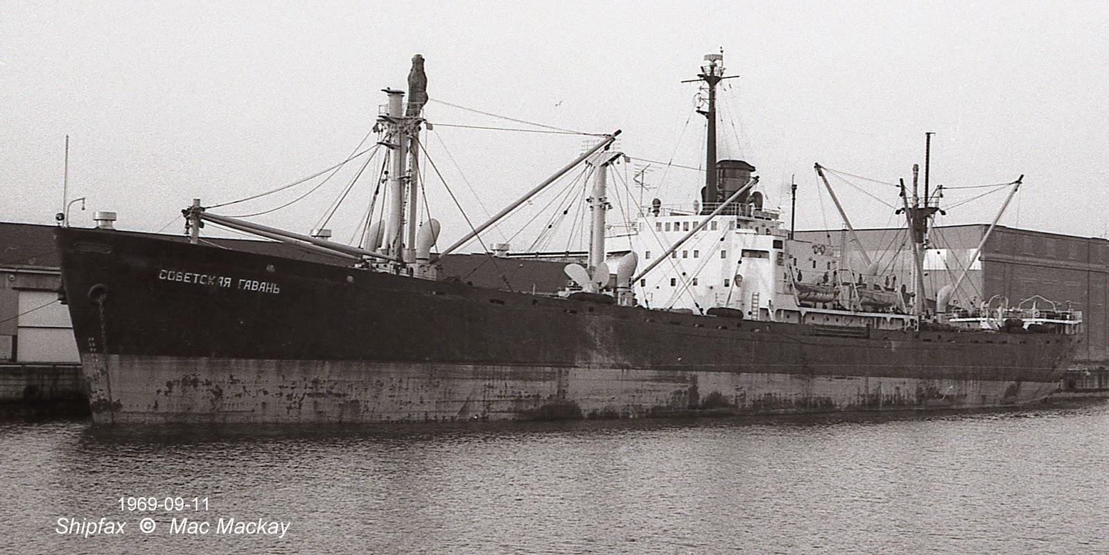 Shipfax Ussr Flour Boats Part 2
