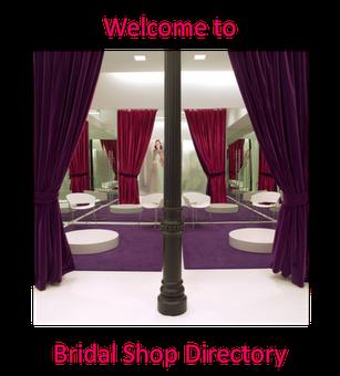 UK Bridal Shop Directory