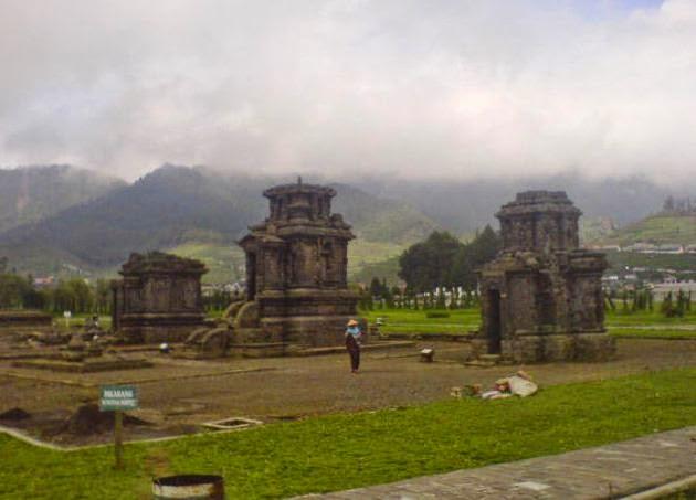 Kompleks Candi Arjuna, Dieng