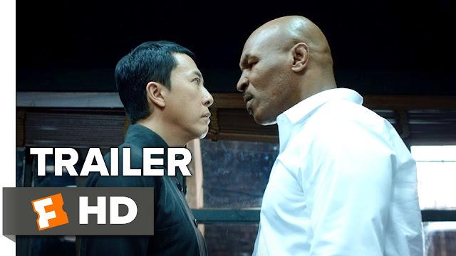 Ip Man 3 : La bande-annonce officielle - L'affrontement entre Mike Tyson le jeune Bruce Lee