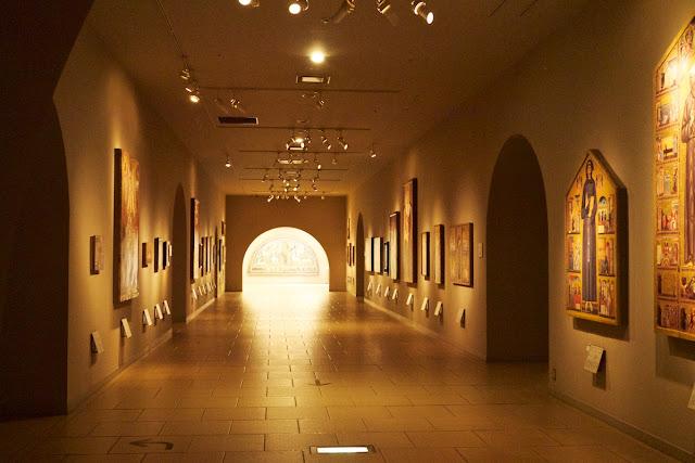 大塚国際美術館 中世画