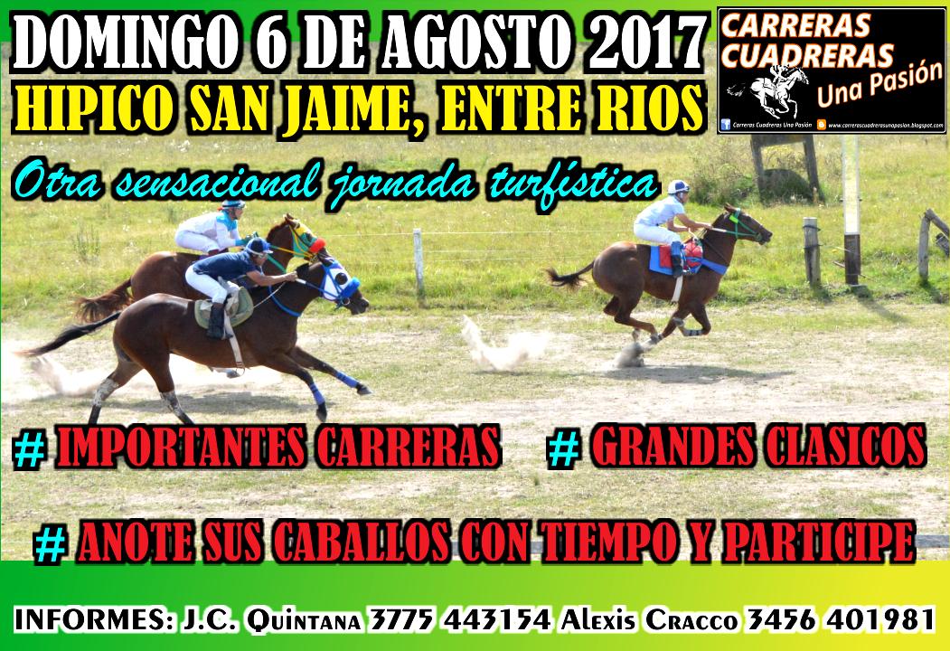 SAN JAIME - 06.08.2017