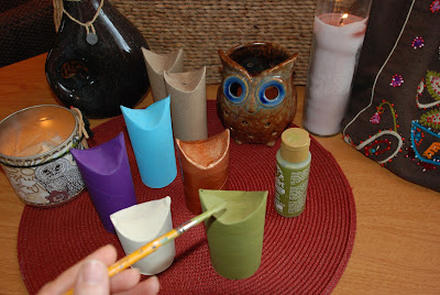 HOOTEE3+(2) - Owl Craft With Recycled Paper Rolls Is A Hoot