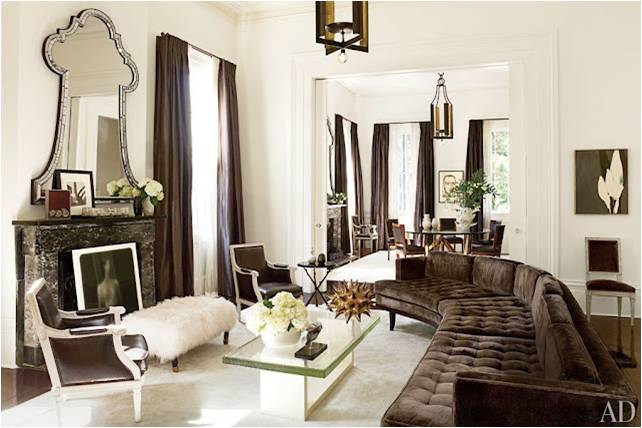 Stylish spaces designed for living timeless elegance for Interior designs by rhonda