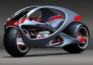 New Hyundai Concept Motorcycles