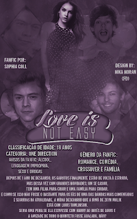 CFC: Love is Not Easy (Sophia Coll)