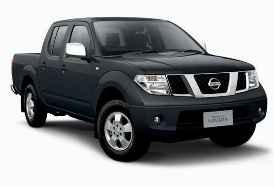 Nissan Frontier Navara