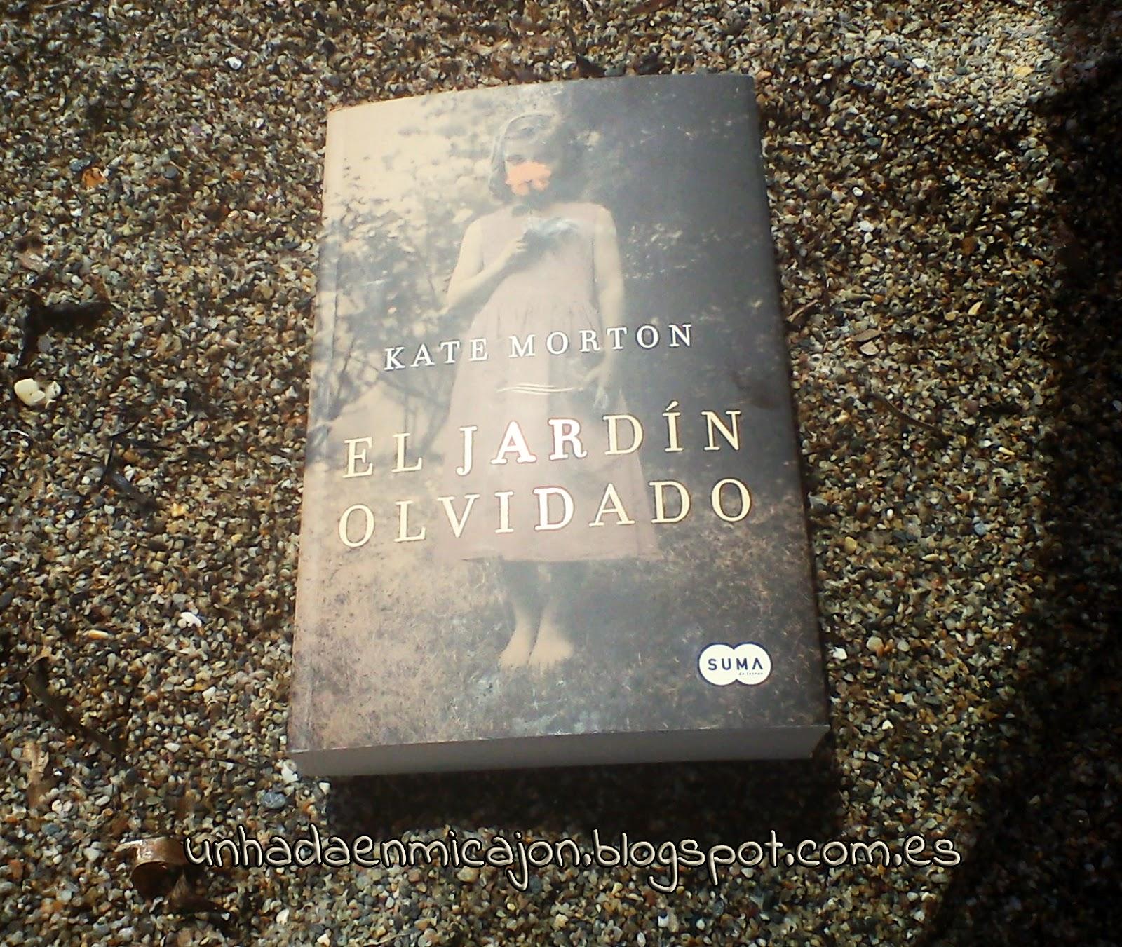 Un Hada en mi Cajón: EL JARDIN OLVIDADO