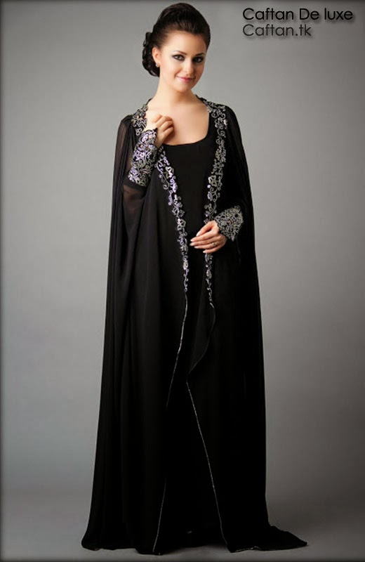 Robe de soiree traditionnelle orientale